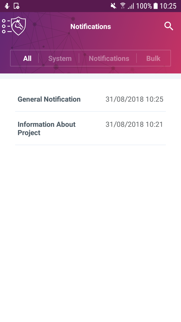 Bulk Message and Notification