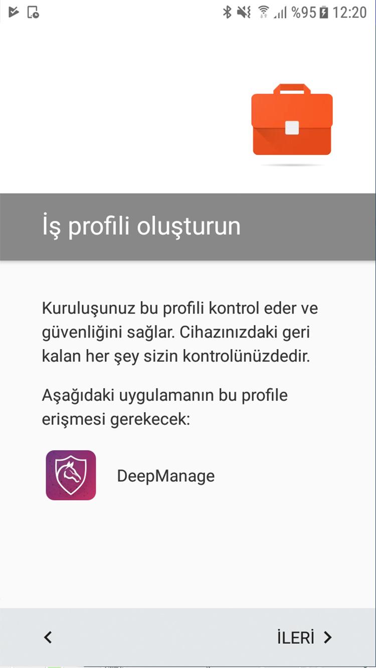 Kurumsal Profil Yönetimi